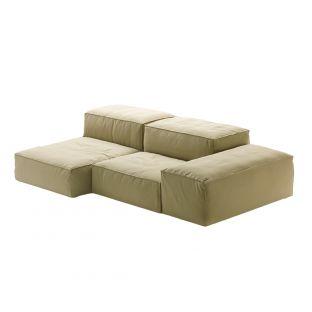 Extrasoft Sofa by Piero Lissoni for Living Divani - ARAM Store