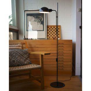 Funiculi Floor Lamp by Lluis Porqueras - Marset - ARAM STORE