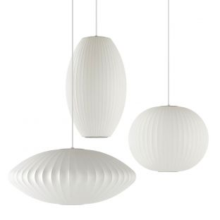 George Nelson Bubble Pendant Lamps from Herman Miller - ARAM Store