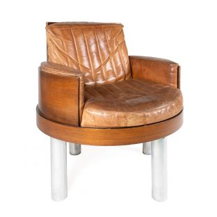Vintage Giro Rotating Chair