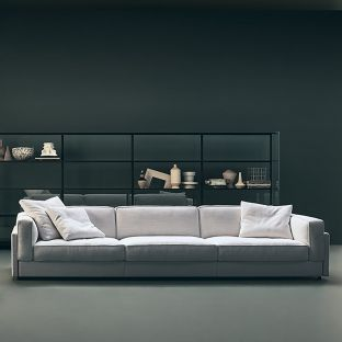 Gould Extra Large Sofa by Piero Lissoni for Knoll International - ARAM Store