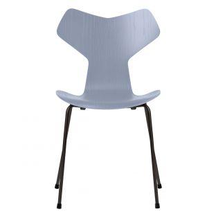 Grand Prix Chair - Metal Legs - 2020 Colours - Arne Jacobsen for Fritz Hansen - Aram Store