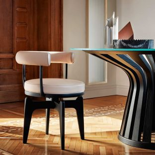 Indochine Chair by Charlotte Perriand for Cassina - ARAM Store