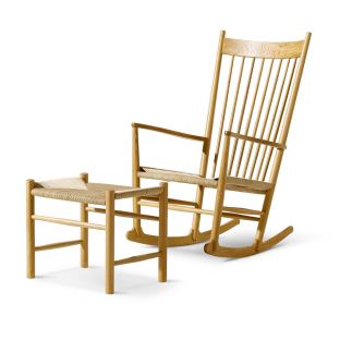 J16 Stool by Hans Weger for Fredericia Furniture - Aram Store