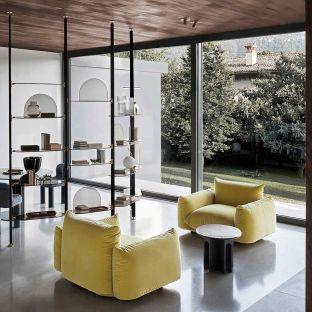 Marenco 2018 1 Seat Sofa from Arflex - ARAM Store