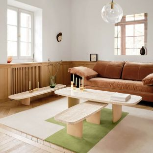 Materia Coffee Table by Christian Haas for Classicon - ARAM Store