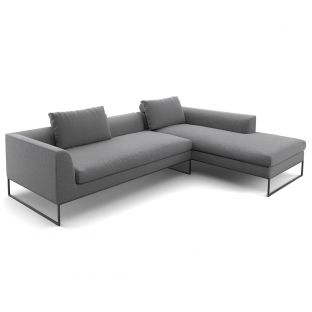 Mell Lounge Sofa with Chaise by Jehs and Laub for COR Sitzmobel - ARAM Store