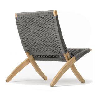 MG501 Outdoor Cuba Chair - Carl Hansen - ARAM Store