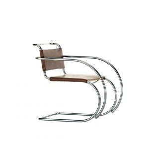 Miniature Mies MR20 Chair by Vitra - ARAM Store