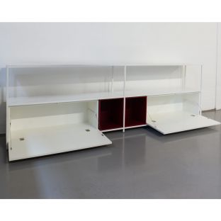 Ex Display Minima Long Sideboard from MDF Italia - SALE - Aram Store