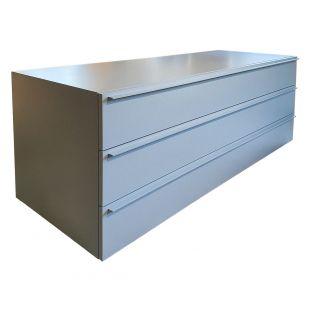 Modern 3 Drawers Wide Unit by Porro - Aram Store