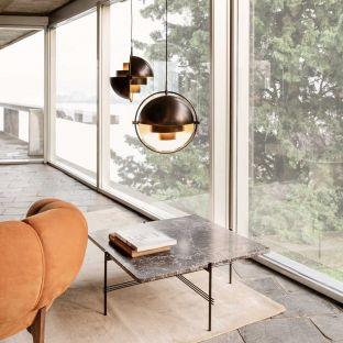Multi-Lite Pendant Lamp - Louis Weisdorf - Gubi - ARAM Store