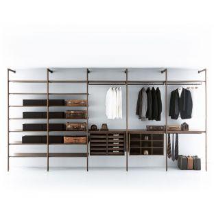 Open Wardrobe Example