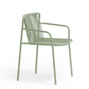 Tribeca Outdoor Arm Chair 3665 - Pedrali - ARAM Store