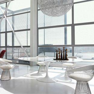Saarinen 244cm Oval Dining Table by Knoll International - ARAM Store