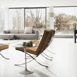 Saarinen Side Table 51cm by Knoll International - ARAM Store