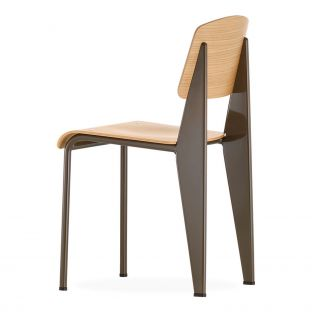 Standard Chair by Jean Prouvé  for Vitra - ARAM Store