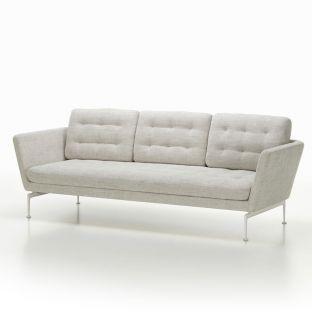 Suita 3 Seat Tufted Sofa by Antonio Citterio from Vitra - ARAM STORE