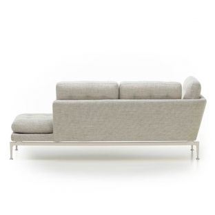 Suita Large Chaise Tufted by Antonio Citterio for Vitra - ARAM Store