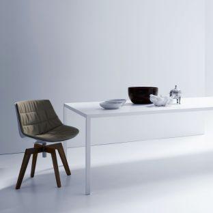 Tense 200cm Table by Piergiorgio and Cazzaniga for MDF Italia - ARAM Store