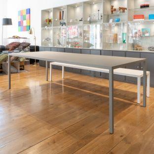 Ex-Display Tense Material Stone Table 240cm by MDF Italia - ARAM Store