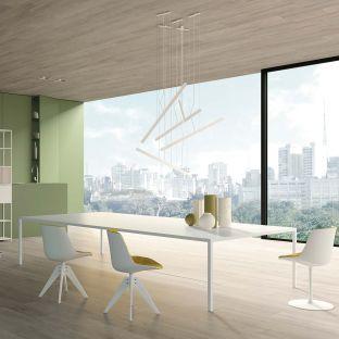 Tense 280cm Table by Piergiorgio and Michele Cazzaniga for MDF Italia - ARAM Store