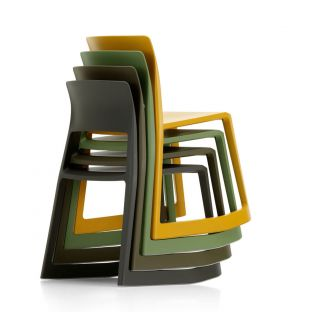 Tip Ton Stacking Chair - Barber Osgerby for Vitra - ARAM Store