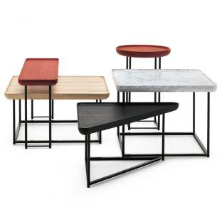 Torei Table Small Square by Luca Nichetto for Cassina - ARAM Store