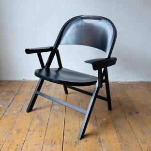 Tric 65 Folding Armchair by Castiglioni for Bonacina - Vintage - Aram Store