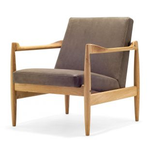 Uni Rest Lounge Chair by Kai Kristiansen from Miyazaki Chair Factory - Aram Store