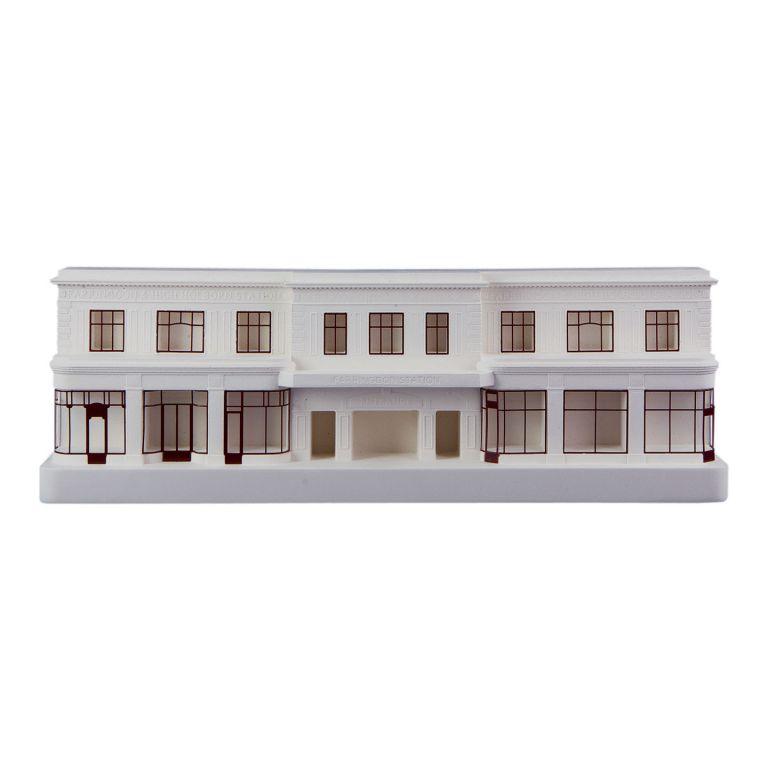 Farringdon Station Model