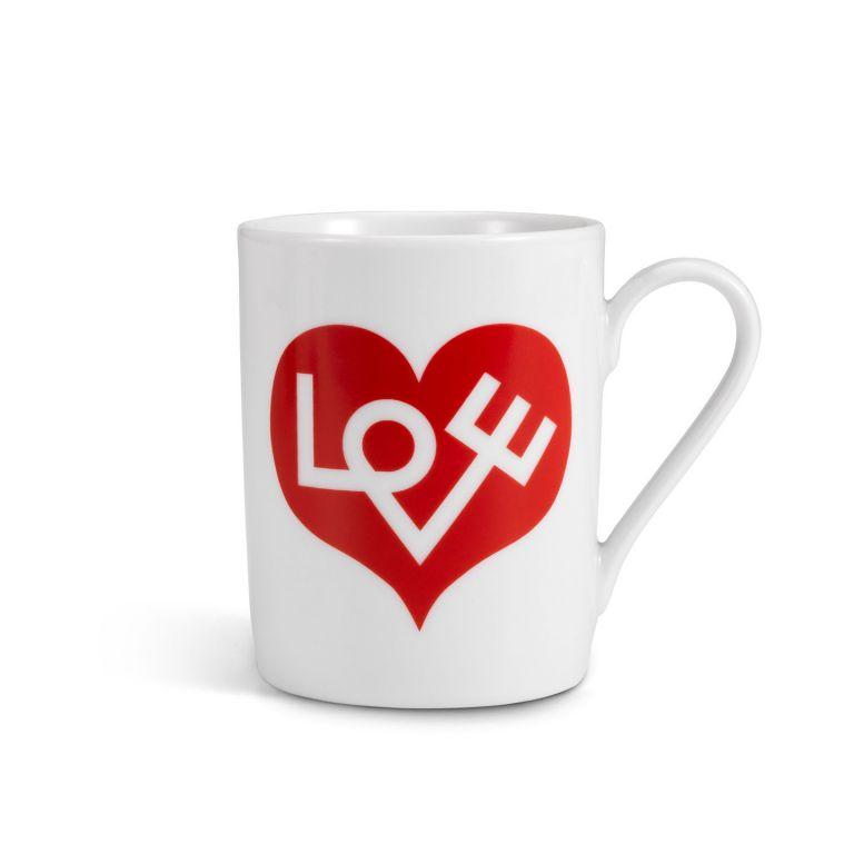 Love Heart Coffee Mug
