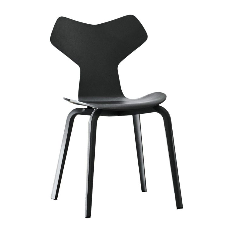 Grand Prix Chair - Wooden Legs