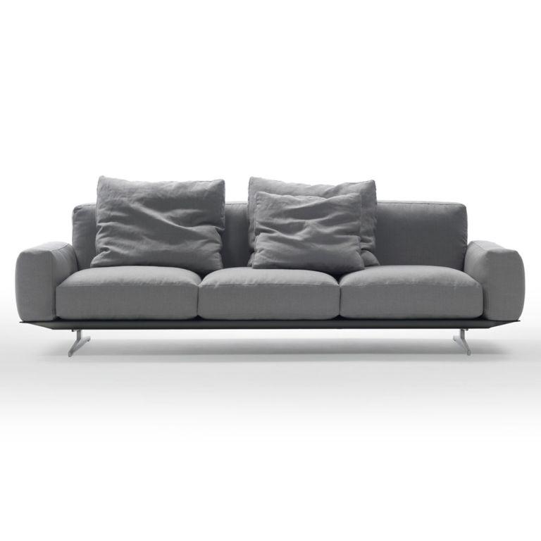 Soft Dream Low Arm 233cm Sofa