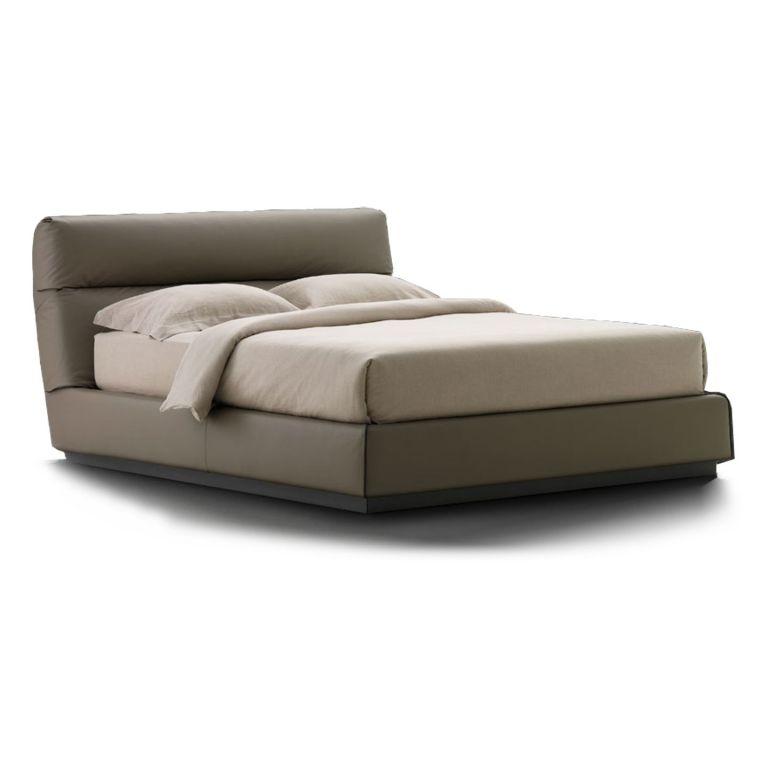 Gentleman Bed 180cm incl cover