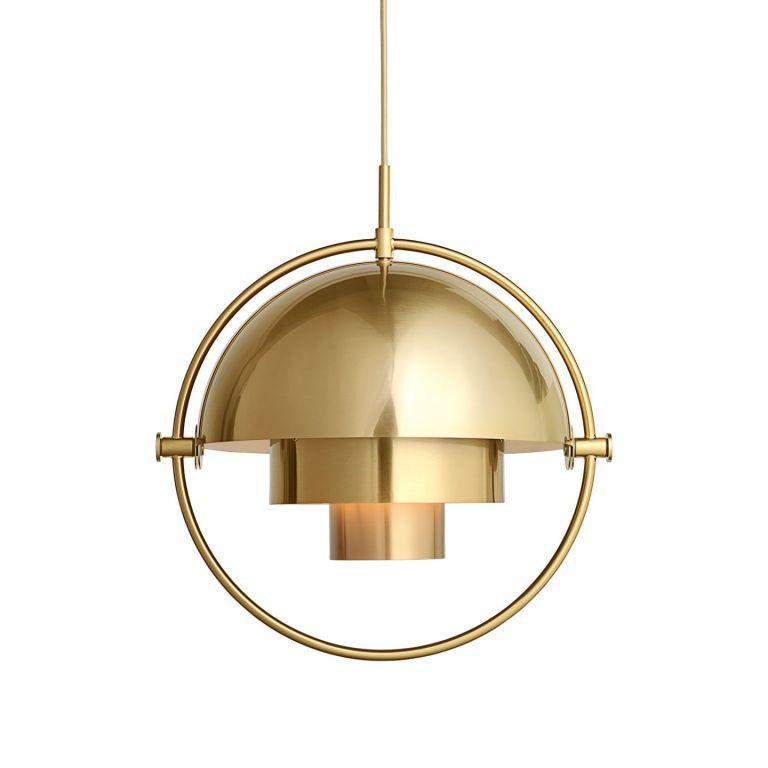 Multi-Lite Pendant Lamp
