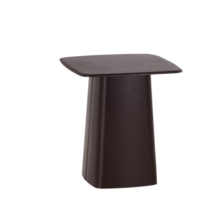Leather Side Table Medium