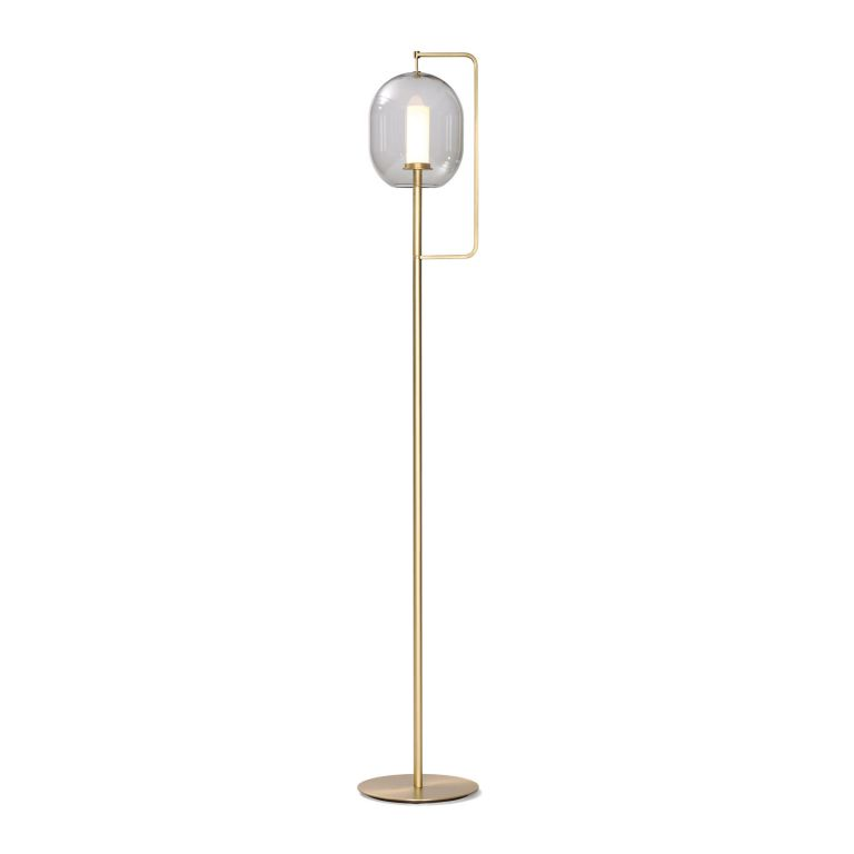 Lantern Tall Floor Lamp