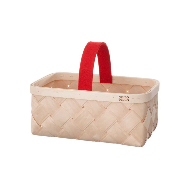 Lastu Woven Basket Small