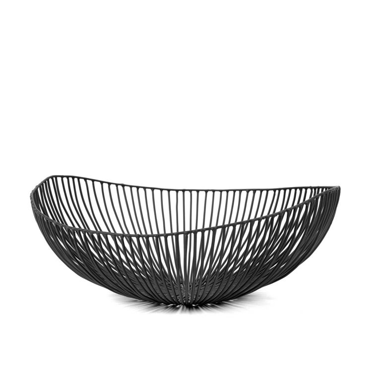 Plate Ovale Wire Bowl Medium