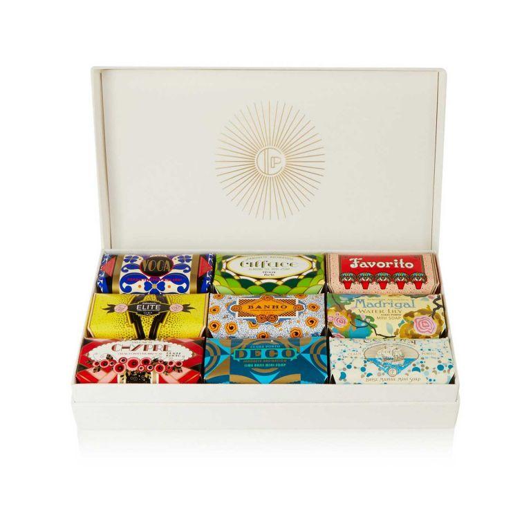 Claus Porto 9 Soap Gift Set
