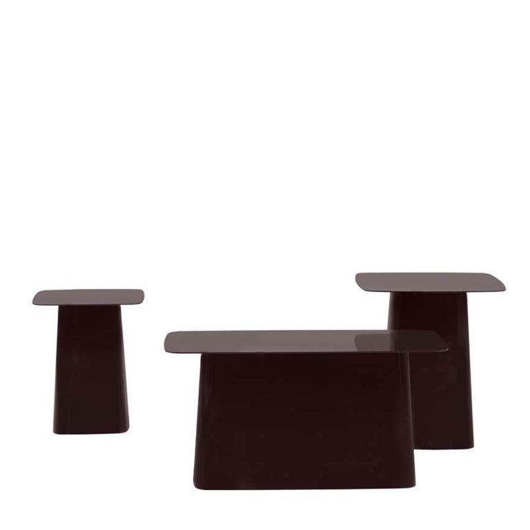 Metal Side Table Medium
