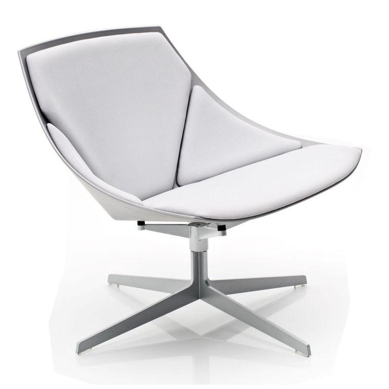Space Lounge Chair Swivel