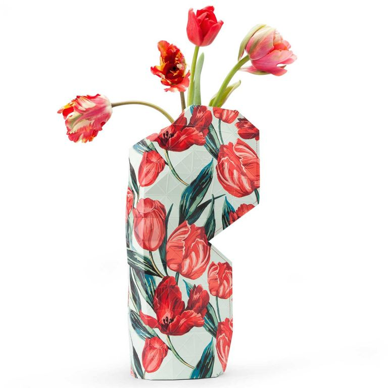 Paper Vase Cover