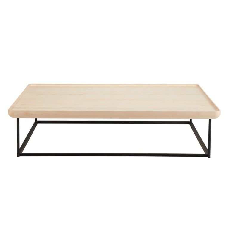 Torei Table Large Square by Luca Nichetto for Cassina