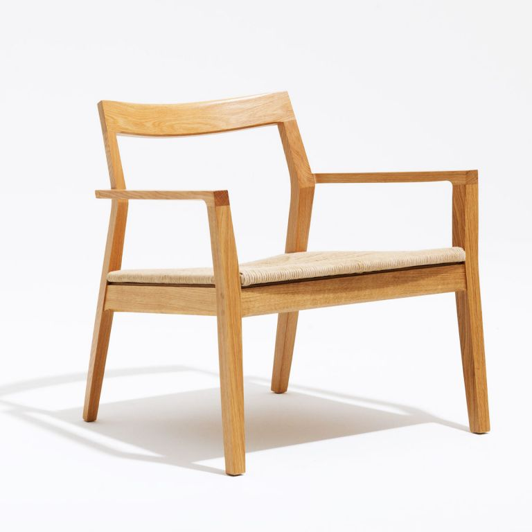 Krusin Lounge Chair with Arms