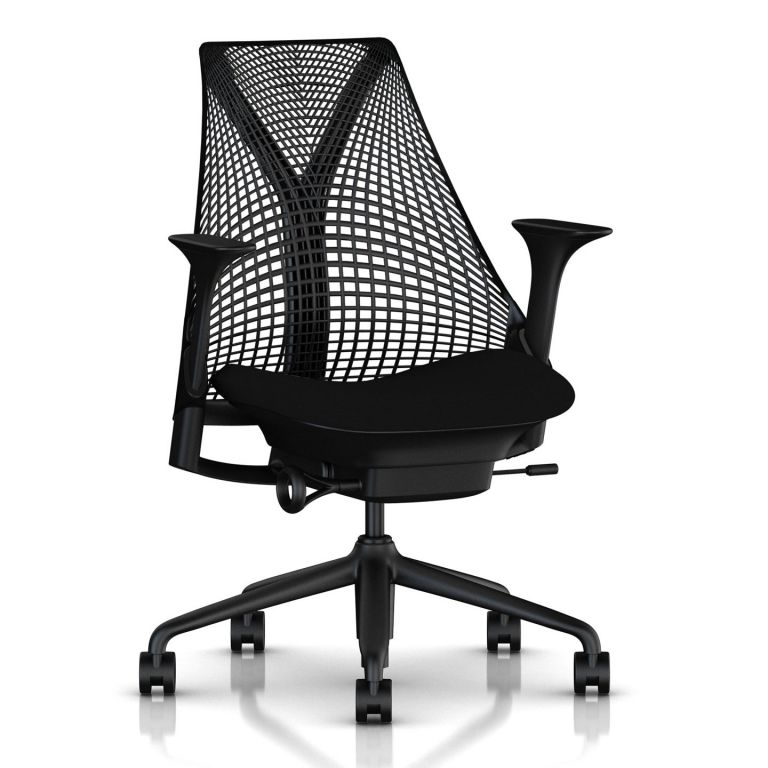 Sayl Task Chair Suspension Back