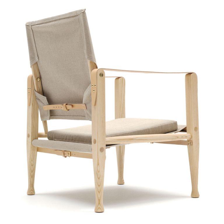 Safari Chair - Kaare Klint - Carl Hansen & Son