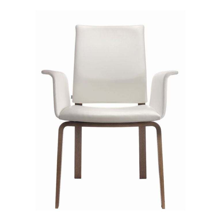 Fino High Back Arm Chair