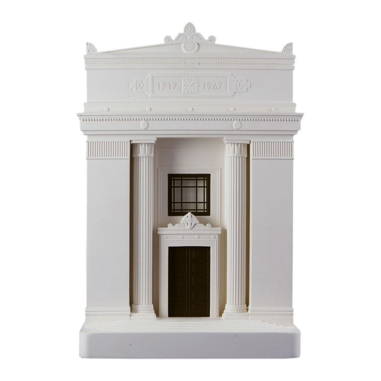 Freemasons Hall Model